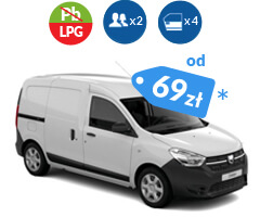 Dacia Dokker Van LPG