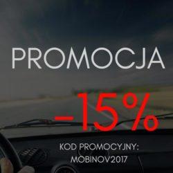 Promocja listopadowa na wynajem samochodu